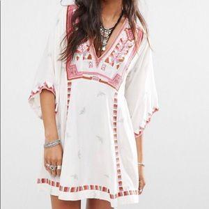 Free People - Tulum Smock Dress